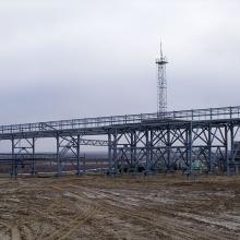 Обустройство нефтяного месторождения Северное Хоседаю