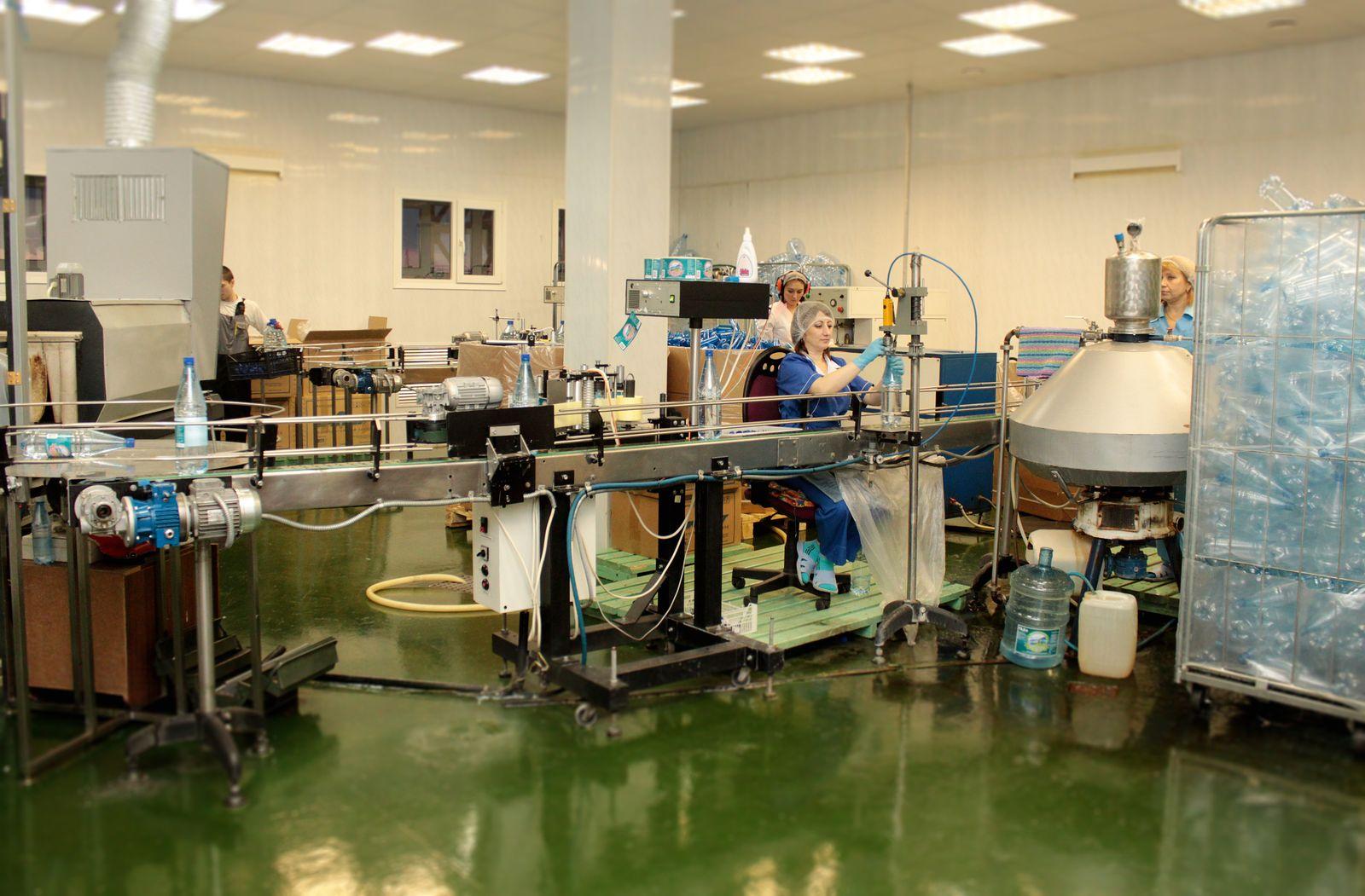 Производство кваса как бизнес - линия, оборудование